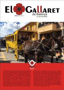 Portada - El Gallaret - Març 2017