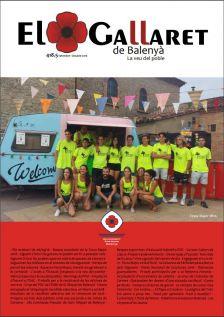 Portada - El Gallaret - Setembre 2016