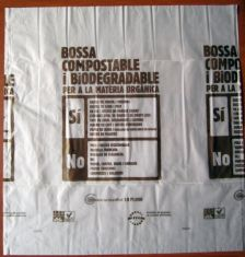 Bossa compostable